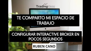 Como Comprar y Vender Acciones con Interactive brokers
