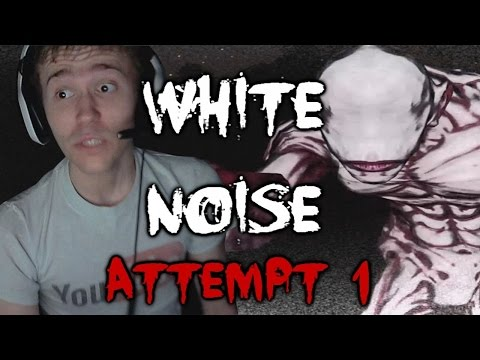 Yamimash1 Scary Games   White Noise w  Reactions & Facecam