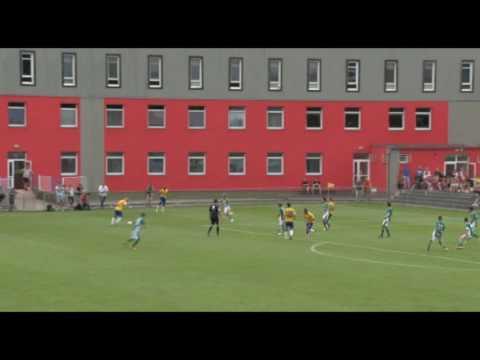 Sestřih přípravného utkání proti Bohemians 1905 (9.7.2016)