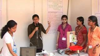 Yuva Master Mind Project - Electricity from Home Water Tank