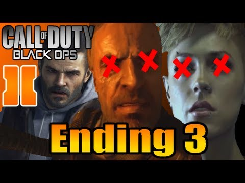 Call of Duty Black Ops 2 Ending 3