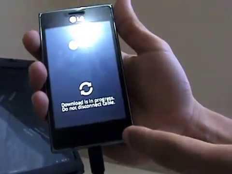 Iniciar Celular L5 en modo de emergencia Android 4.1.2