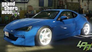 GTA V CARMODS - ROCKET BUNNY TOYOTA GT86