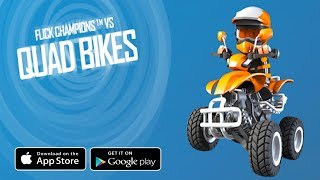 Flick Champions VS Quad Bikes - Android/iOS Gamelay