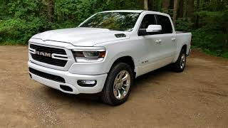 Review: 2019 RAM 1500 Big Horn - Best Value In The Segment?
