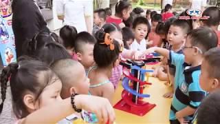 Ngày Hội Vui Chơi Cho Bé - Trường Mầm Non Việt Đức 5