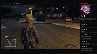 Grand theft auto 5 stream with Michael 10 likes i sing all my love