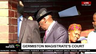 Police minister Bheki Cele to face 'cop killers' in court