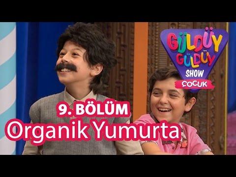 Güldüy Güldüy Show Çocuk 9. Bölüm, Organik Yumurta Skeci