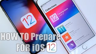 How to Prepare For iOS 12 | My tips & Advice