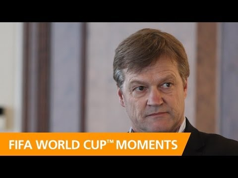 World Cup Moments: Frank van Hattum