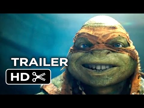 Teenage Mutant Ninja Turtles Official Final Trailer (2014) - Michael Bay Action Movie Hd video