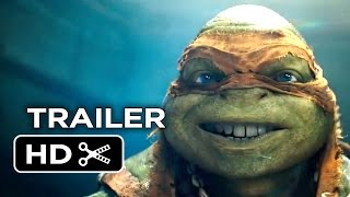 Teenage Mutant Ninja Turtles Official Final Trailer (2014) - Michael Bay Action Movie HD