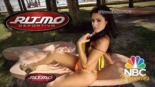 Sexy Mamaza! - Stephanie | Ritmo Deportivo | NBC Deportes