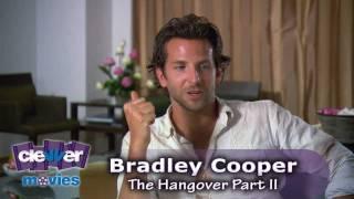 Bradley Cooper 'The Hangover Part 2' Interview
