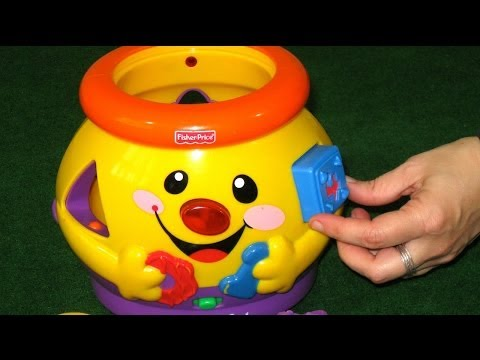 Cookie Shape Surprise Laugh & Learn Fisher-Price
