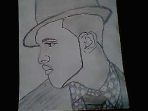 drawing of jason derulo - YouTube