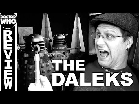 Classic Doctor Who Review - The Daleks