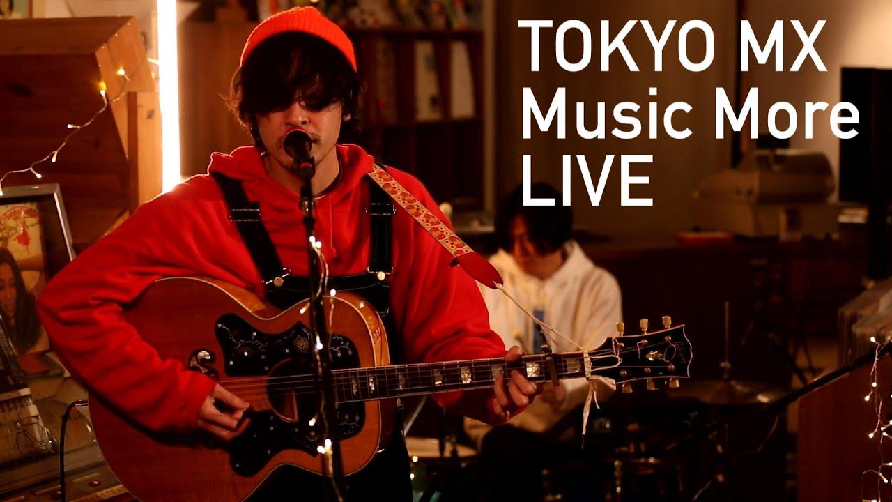"""ROTH BART BARON - TOKYO MX「Music More」から""""けもののなまえ""""と""""HERO""""2曲のライブ映像を公開 thm Music info Clip"""