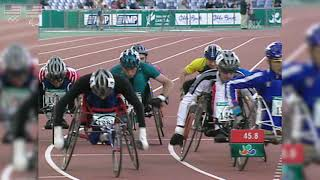 Bart Dodson - Para Track and Field - U.S. Olympic & Paralympic Hall of Fame Finalist
