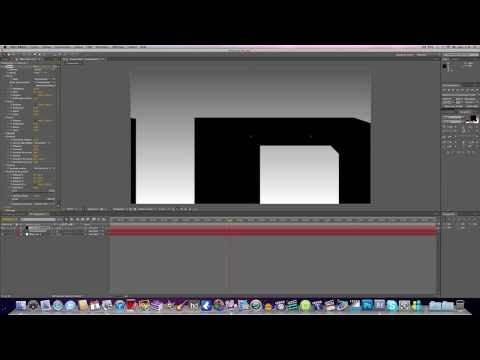 After Effects - Création d'un texte 3D - Tutorial