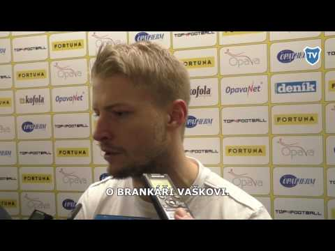 FNL: rozhovor s Tomášem Mičolou po utkání v Opavě (1:0)
