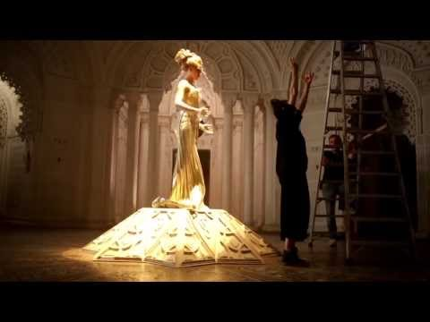 Alien - Thierry Mugler Perfume - The Film 2014 (Making Of)