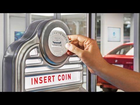 una concesionaria vende autos como si fueran caramelos