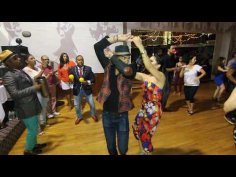 Vanessa Villalobos w/ Jariel Garcia - Mambo Gras Too