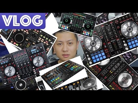 How to get started DJing - DJ Ravine Vlogs