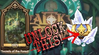 AFK ARENA   Secrets Of The Forest EXPLAINED!