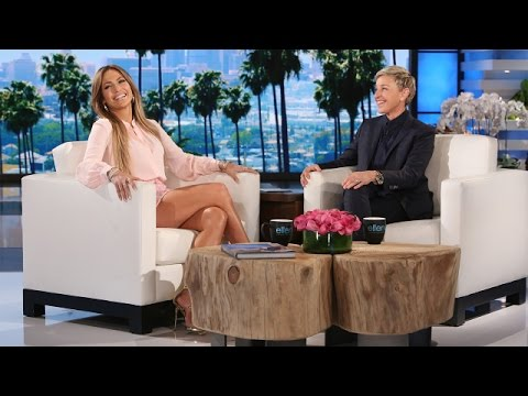 Jennifer Lopez Plays Who'd You Rather?