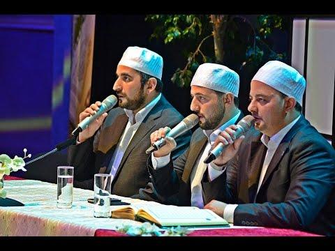 Grup Feyz-ul Kur'an - IGMG 26. Avrupa Kur'an Yarışması 2014