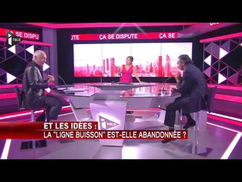 """L'affaire Buisson signe """"l'échec de la ligne Buisson-Zemmour"""" pour Domenach - Ça se Dispute"""