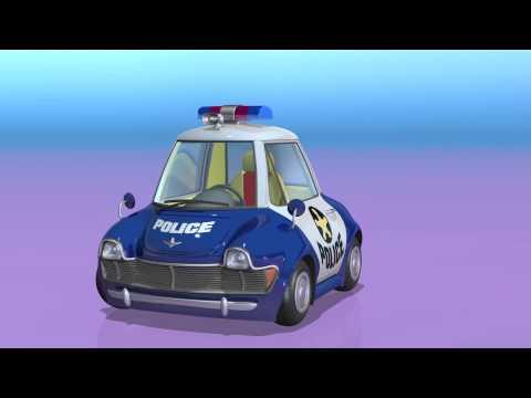 TuTiTu - Masina de politie