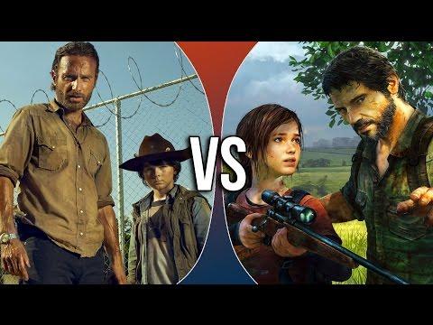 Versus Series | Rick & Carl vs Joel & Ellie