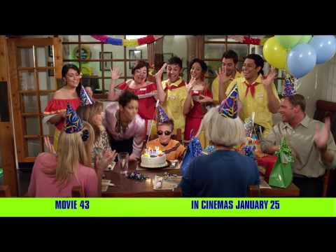 Movie 43 Trailer - Movie 43 TV Spot