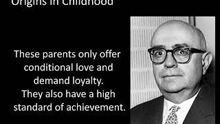 Adorno: Authoritarian Personality