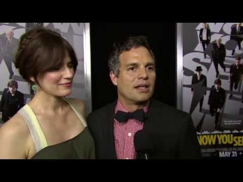 Mark Ruffalo la premiera Now You See Me de la New York