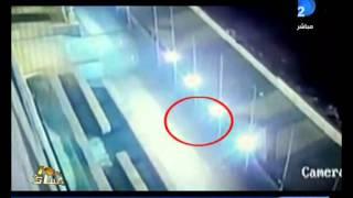 العاشرة مساء  انفراد بالفيديو طالب بكلية الطب يقتل زميله بمسدس داخل جامعة 6 اكتوبر