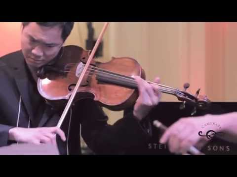 Camerata Pacifica — Harbison String Trio — World Premiere
