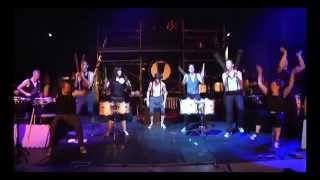 Shuffle Percussion Group Promo 2015!!