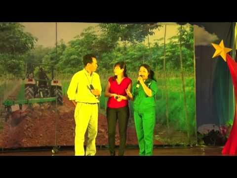 """Tiểu phẩm """"Chuyện xen canh"""" của Võ Quốc Hùng - Công ty CPCS Đồng Phú"""