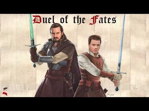 Star Wars: Duel of The Fates (Medieval Style)