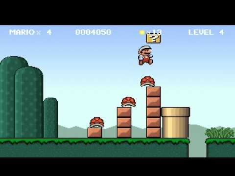 Video: Mario & Luigi, a Super Mario Bros PC Clone 480x360 px - VideoPotato.com