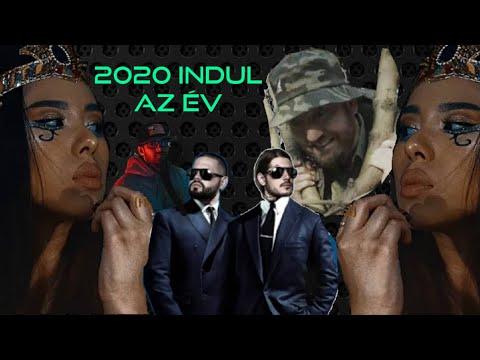 2020 AZ ÉV ELSŐ MUSIC VIDEOI! KIBEN VAN RAP DNS?