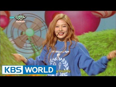 Music Bank - English Lyrics   뮤직뱅크 - 영어자막본 (2015.04.18)