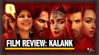 Film Review: Kalank | The Quint