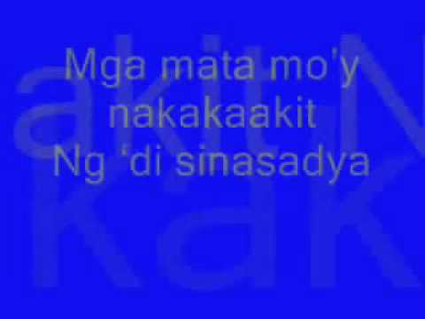 Pasensya Na By Cueshe Lyrics