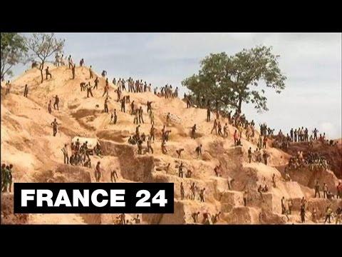 La Carte Des Richesses Naturelles De L'Afrique Dévoilée : Vers Un Pillage Organisé ?